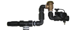 Basepump HB1000-AVB Pump With ASSE 1001 Atmospheric vacuum Breaker (AVB)