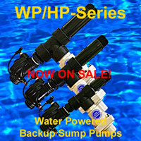 Basementsaver Water Powered Backup Sump Pumps Now On Sale
