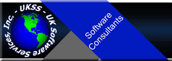 UK Software Services, Inc. Logo
