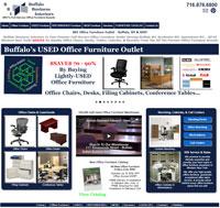 Buffalo Business Interiors, Inc. e-Business Website