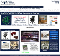 BBI Office Furniture Website, Buffalo, & Western New York