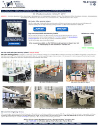 BBI New, Refurbished, & Used Office Furniture In Buffalo, NY - 1stFlash Responsive Website Design