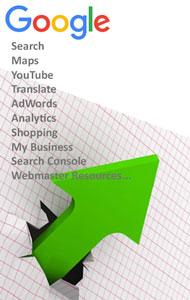 Google Services Logos
